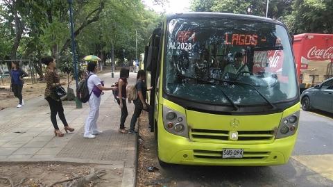 Cambios en operación del SITM por actividades de la Feria de Floridablanca