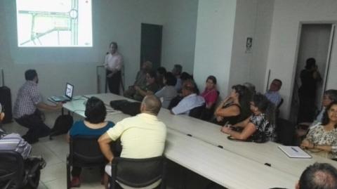 Socializamos atributos del nuevo portal del SITM en Piedecuesta
