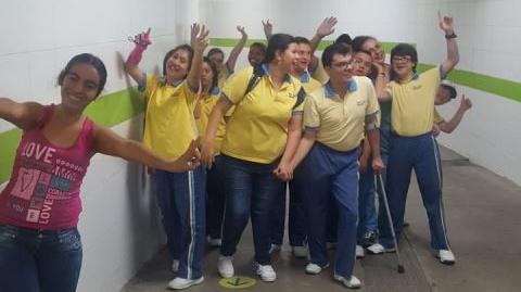 Alumnos del Centro de Interacción y Equilibrio Terapéutico CIET, visitaron nuestro SITM