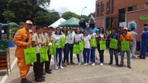 """En Metrolínea nos unimos a celebración del """"Día Nacional del Reciclaje"""""""