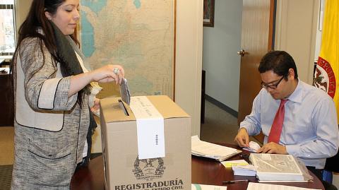 El SITM Metrolínea garantizará la prestación del servicio en jornada electoral presidencial