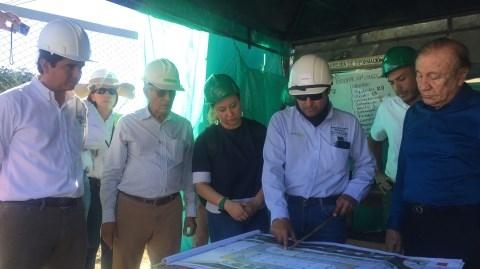 A buen ritmo avanzan Portales del SITM en Girón, Norte y Piedecuesta