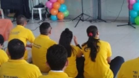 """Metrolínea y Asopormen lanzaron campaña de Cultura Ciudadana """"Si yo puedo, Tú también """""""