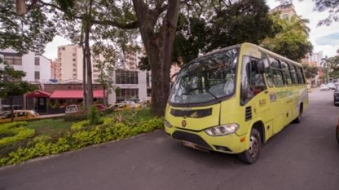 """El municipio de Bucaramanga, el Área Metropolitana de Bucaramanga y Metrolínea S.A., anuncian desmonte de las """"rutas piloto"""" con flota del transporte convencional"""