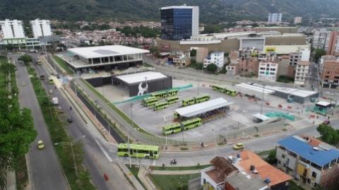Metrolínea y el Consorcio Portal Piedecuesta pusieron en marcha el primer Portal del SITM