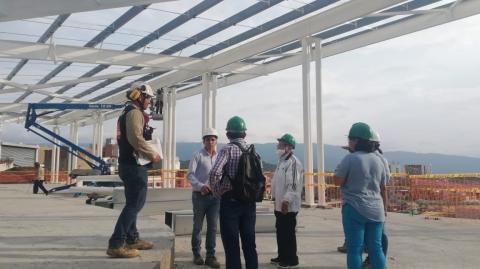 Portal Piedecuesta socializa beneficios del proyecto