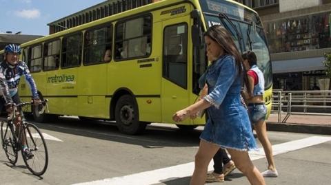 Metrolínea tiene todo listo para el día sin carro y moto