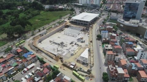 Traslado de la Estación Temprana de Metrolínea en Piedecuesta ocasionará cambios viales y en la operación