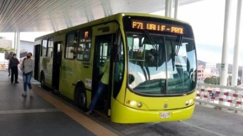 Con ajuste en las rutas APD6 y APD7 en Piedecuesta se optimiza el servicio