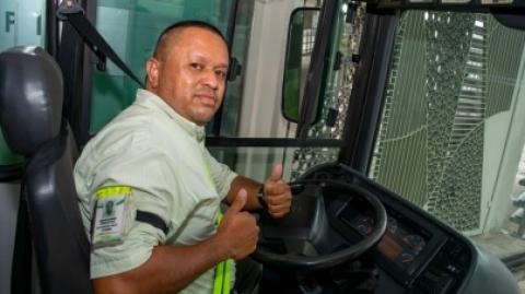El Sistema Metrolínea destaca la buena labor de sus operadores en pro de la vida
