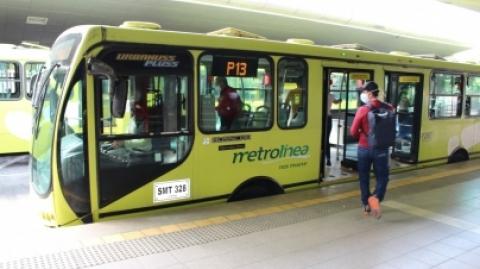 El SITM Metrolínea ajusta su operación para fin e inicio de año