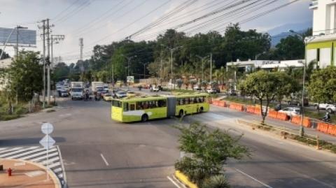 Metrolínea mejora tiempos de recorrido desde el Portal de Piedecuesta