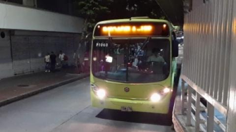 Metrolínea ajusta el cierre de la operación para que usuarios cumplan con el toque de queda