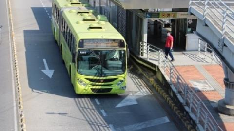 El Sistema Metrolínea refuerza el servicio en algunas rutas a partir del lunes 27 de abril