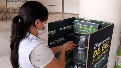 El Sistema Metrolínea lanza la campaña de prevención #SéUnUsuarioSeguro #MetrolíneaNosCuida