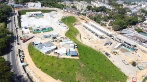 Metrolínea S. A. retoma las obras del Portal Norte Ciudad Jardín a partir del lunes 18 de mayo