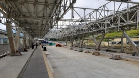 Metrolínea aclara dudas sobre la obra del Portal Norte Ciudad Jardín