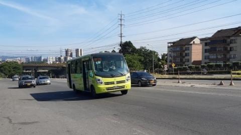 El SITM Metrolínea amplía su horario de operación
