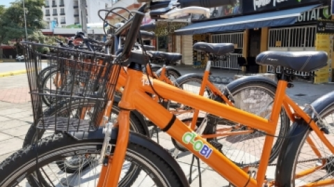 'CLOBI BGA', la nueva fase del Sistema Público de Bicicletas, empieza a rodar