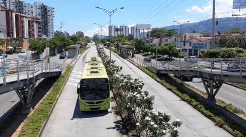 Metrolínea aplica plan de contingencia por sorpresivo paro de operadores