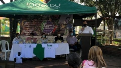 ClobiBGA, presente en la Séptima Semana de la Bicicleta
